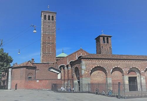 Dentista Milano Narcodont - Dove siamo - Piazza sant'Ambrogio