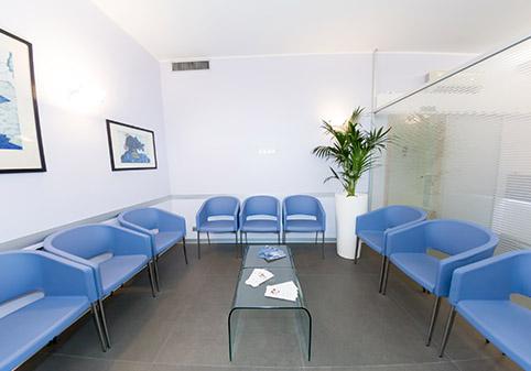 Dentista Milano Narcodont Struttura - Sala d'attesa